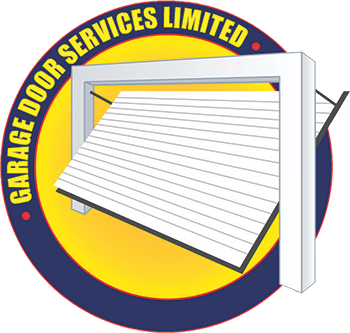 garage door services logo