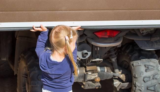 Garage Door Child Safety